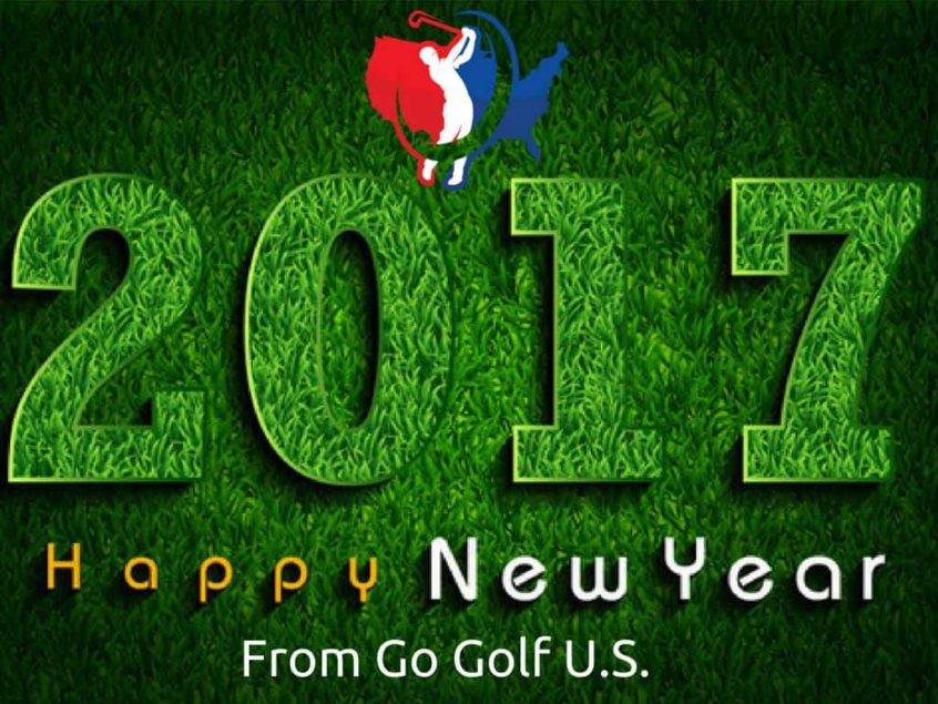 Go Golf U.S. New Years Resolution image