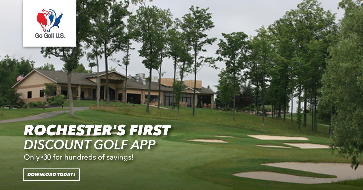 rochester golf app