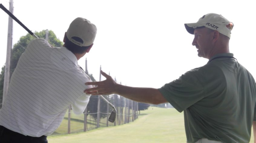 golf pro eagle vale