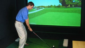 Wild Wood Country Club Indoor Simulator